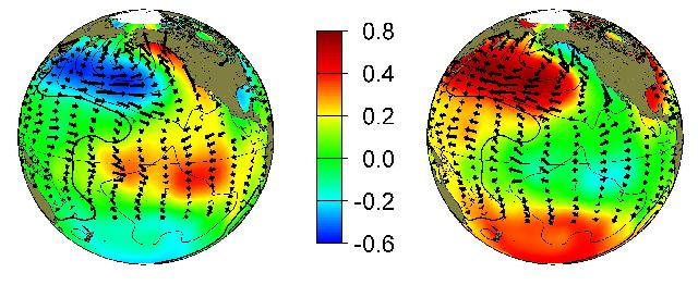 PDO Warm and Cool Phase